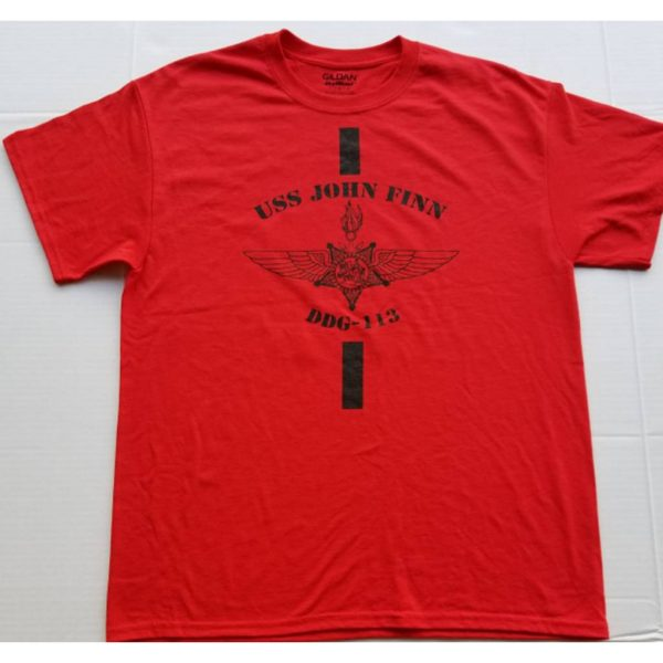 USS-John-Finn-commissioning-t-shirt
