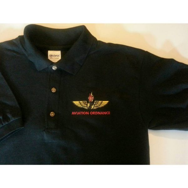 aviation-ordnance-polo-black-or-navy-blue